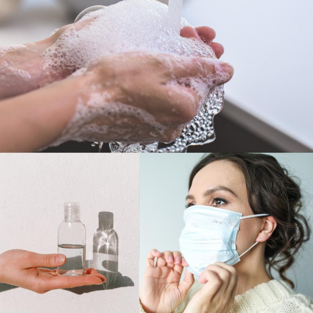 Hygiene- und Reinigungplan. Wilder Thymian. Aromatherapie und Massagen Berlin